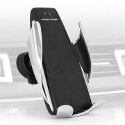 Автомобильный держатель + Беспроводная зарядка для телефона 2 В 1 Алматы