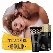 Titan gel gold -творит чудеса. Для наружного применения Активизация и увеличение гениталий мужчинам Алматы