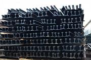 Рельсы Железнодорожные Р 65 из резерва хранения 2014-2017 года без износа Гост Р51685 Жезказган