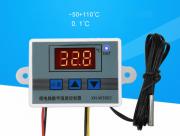 Терморегулятор -220в ( термостат - контроллер ) Алматы