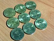 Монета 10 рублей Города воинской славы Алматы