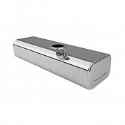 Алюминиевый топливный бак 100 литров Газель инжектор доставка из г.Алматы