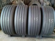 R22.5 б/у шины из Германии доставка из г.Нур-Султан (Астана)