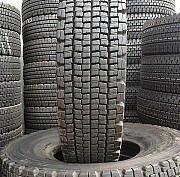 9.00r20 , 10.00r20 , 11.00r20 , 12.00r20 б/у шины из Германии доставка из г.Нур-Султан (Астана)