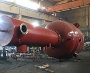 Аппарат(реактор) с перемешивающим устройством За границей