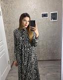 Шёлковые Платья в пол (турция) можно для беременных Алматы