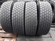 Грузовые б/у шины R17.5, r19.5, r20, r22.5 из Германии доставка из г.Алматы