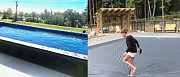 Prefabricated 20ft 40ft Shipping Container Pools доставка из г.Алматы