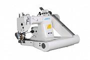 Трехигольная швейная машина цепного стежка с П- образной платформой Jati JT 927-3 PS Алматы