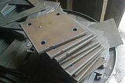 Пластины стальные Алматы