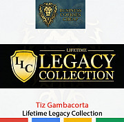 Tiz Gambacorta - Lifetime Legacy Collection - Mindset Courses Cheap Москва