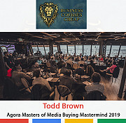 Todd Brown - Agora Masters of Media Buying Mastermind 2019 - Grow Courses Cheap Москва