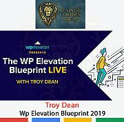 Troy Dean - Wp Elevation Blueprint 2019 - Simple Business Courses Cheap Москва