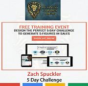 Zach Spuckler - 5 Day Challenge - Super Business Courses Cheap Москва