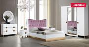 Спальный гарнитур Теона 4д!мебель со склада Рамазан.кредит доставка из г.Алматы