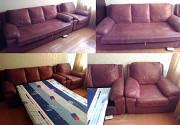 Дивван кровать с креслом Актау