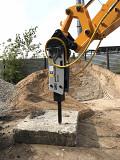 Гидромолот Profbreaker PB 70 для экскаваторов-погрузчиков Cat, Volvo, Jcb и др Караганда