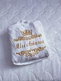 Махровелюровый банный халат Усть-Каменогорск