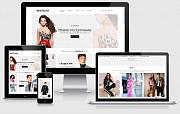 Создание сайтов: дизайн и адаптивная верстка. Создание тем для Wordpress Темиртау