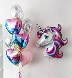 Гелиевые шары + офомление праздника Алматы
